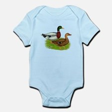 Mallard Ducks Infant Bodysuit