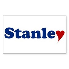 Stanley with Heart Decal