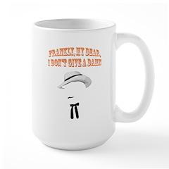Rhett Butler Large Mug