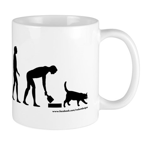 Rise of Cat Owner Mug