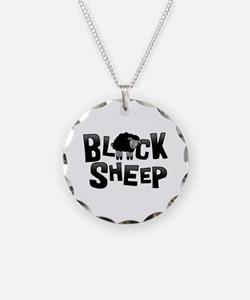 Black Sheep Dark Necklace