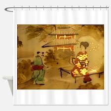 ONU Art Shoppe 192.jpg Shower Curtain