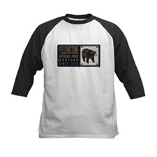 Yellowstone Black Bear Badge Tee