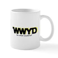 WWYD Small Mug
