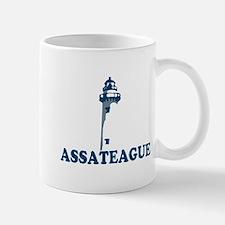 Assateague Island MD - Lighthouse Design. Mug