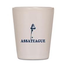 Assateague Island MD - Lighthouse Design. Shot Gla