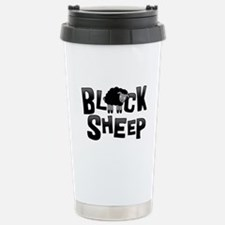 Black Sheep Dark Travel Mug