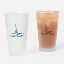 Assateague Island MD - Sailboat Design. Drinking G