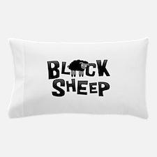 Black Sheep Dark Pillow Case