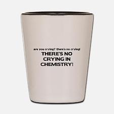 Cool Chemist Shot Glass