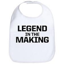 Legend in the making Bib