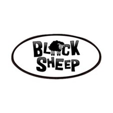 Black Sheep Dark Patches