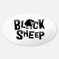 Black Sheep Dark Decal