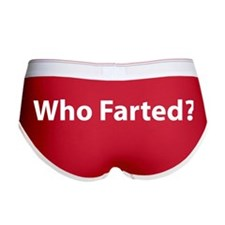 Who Farted ? Women's Boy Brief