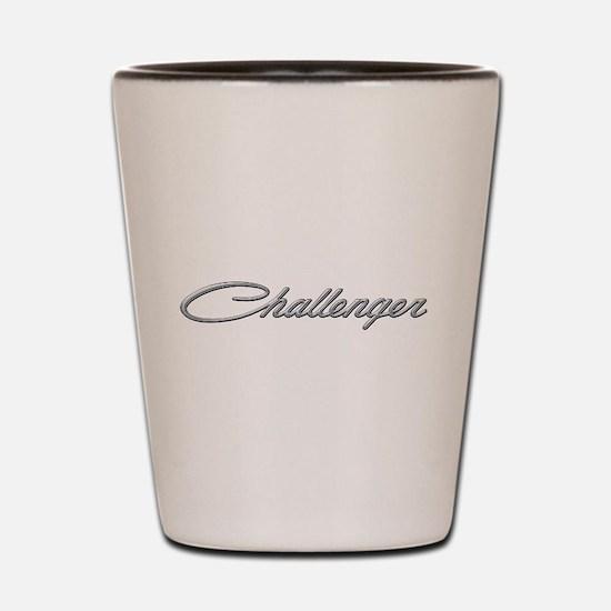 Cute Dodge challenger Shot Glass