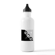 ONU Art Shoppe 216dots.png Water Bottle