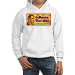 Arnold For World Ruler Hooded Sweatshirt