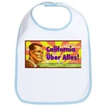 Arnold For World Ruler Bib