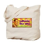 Arnold For World Ruler Tote Bag