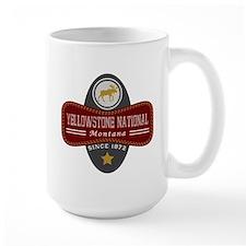 Yellowstone Natural Marquis Mug