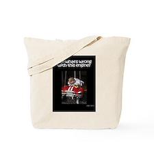 Baby revs Tote Bag
