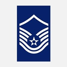 Master Sergeant<BR> Decal