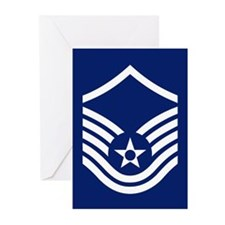 Master Sergeant<BR> 6 Note Cards