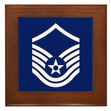 Master Sergeant<BR> Framed Tile
