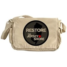 Restore The Jersey Shore Messenger Bag
