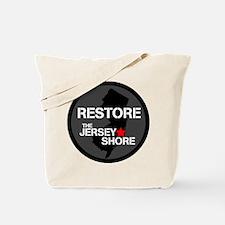 Restore The Jersey Shore Tote Bag