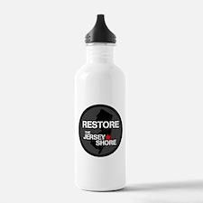 Restore The Jersey Shore Water Bottle
