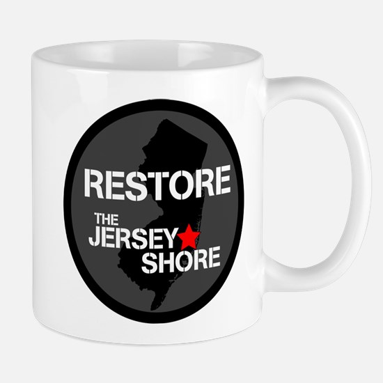 Restore The Jersey Shore Mug