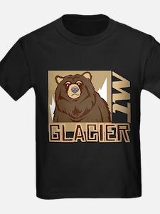 Glacier Grumpy Grizzly T