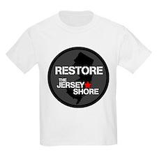 Restore The Jersey Shore T-Shirt