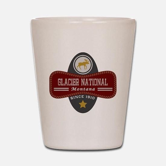 Glacier Natural Marquis Shot Glass