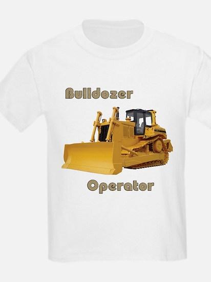 Bulldozer Operator T-Shirt