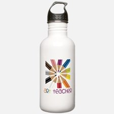 Art Teacher Water Bottle