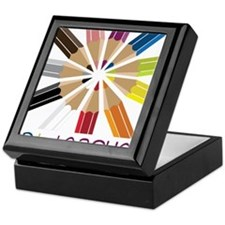 Art Teacher Keepsake Box