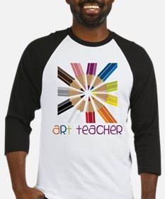 Art Teacher Baseball Jersey