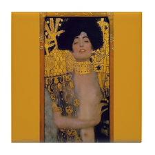 Unique Klimt Tile Coaster