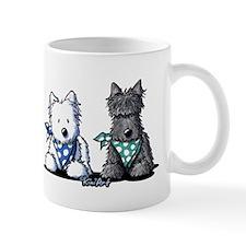 KiniArt™ Terrier Twosome Mug
