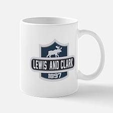Lewis Clark Nature Badge Mug