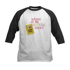 Coloring Book Tee