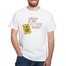 Coloring Book Shirt