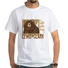 Lewis Clark Grumpy Grizzly Shirt