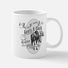 Lewis Clark Vintage Moose Mug
