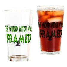 Cute Broadway musical Drinking Glass