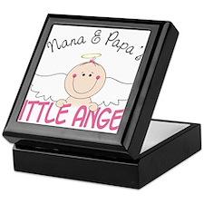 Little Angel Keepsake Box