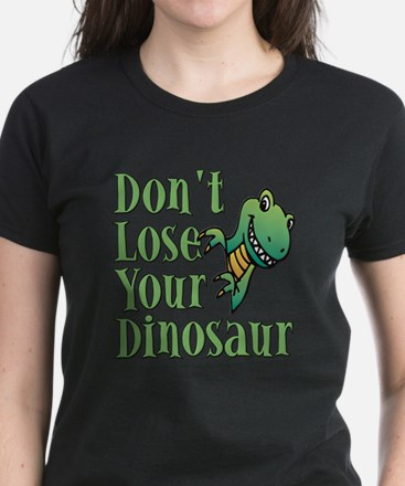 Dont Lose Your Dinosaur Tee