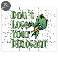 Dont Lose Your Dinosaur Puzzle